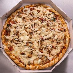 Pizza de Atum Especial - Broto