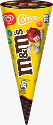 Sorvete Kibon Cornetto M&M's 90mL