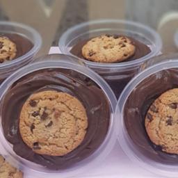 Bolo de Pote Gourmet de Cookies