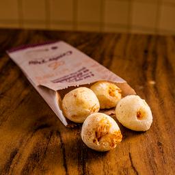 Pão de Queijo com Frango - Porção 5 Unidades