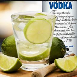 Caipirinha com Vodka 200ml