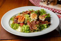Salada de Queijo de Cabra Brulée