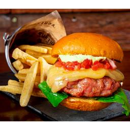 Combo Lounge Burger