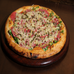 Pizza de Crescione