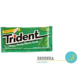 Trident Menta Verde 8g