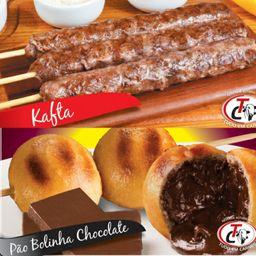 Combo Carne e Chocolate