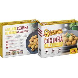 Pré-Frita Coxinha de Frango