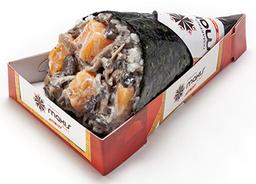 Salmão Shimeji Cream