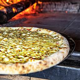 Pizza 4 Queijos - Grande
