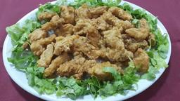 Isca de Peixes - Porção