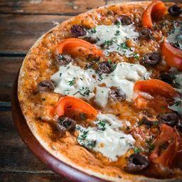 Vezpinha (pizza de massa fina)