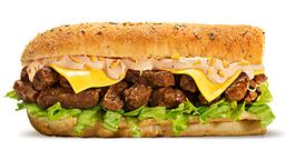 Sanduíche Carne Supreme - 30cm