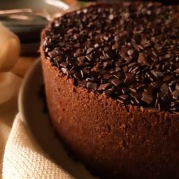 Torta Meio Amargo PP - 500 g