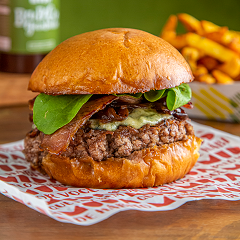 Blue Burger 100g