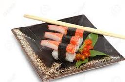 Sushi de Kani - 6 Peças
