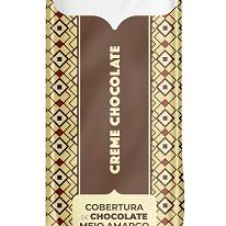 Picole Creme C/ Cobertura 21un