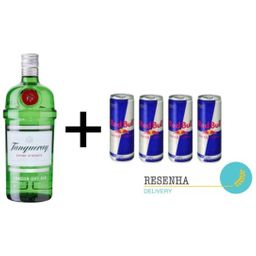 Combo Gin Tanqueray + Energético Redbull
