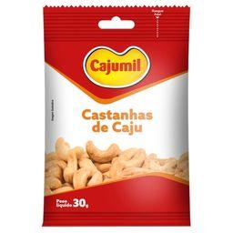 Castanha de Caju Cajumil 30g