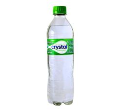 Agua Cristal com Gás