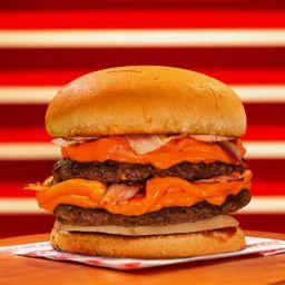 Duplo Bacon Cheddar