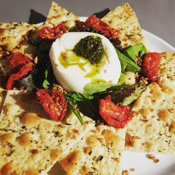 Burrata - Acompanha Pizza Branca
