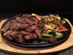 Teppanyaki de Carne