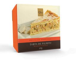Delícias Caseiras - Torta de Palmito