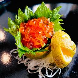 Sashimi - Ikura no Limão