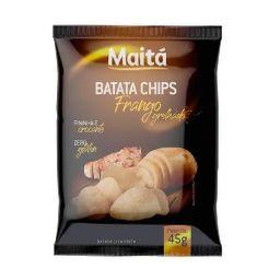 Batata Chips Maitá Frango Grelhado - 45g