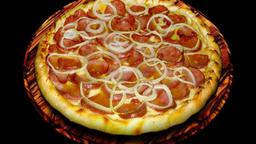 Pizza de Calabresa