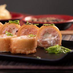 Sushi Hot Folhado - 10 Unidades