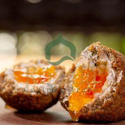 190 - Kibe Frito com Geleia de Pimenta