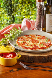Pizza Individual Margherita - 22cm