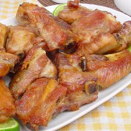 Porção de Costela de Porco