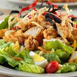 Salada Crispy Casero