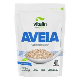 Aveia Flocos Integral Vitalin - 200g