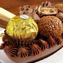Ovo de Páscoa Gourmet Chocolapp Supremo