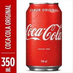 Coca Cola Gelada! 350ml.