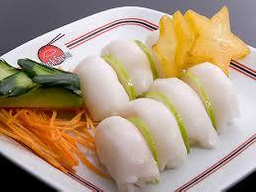 Sushis de Peixe Branco - 10 Unidades