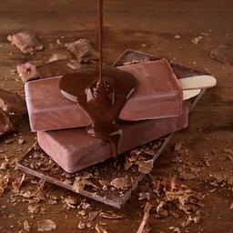 Paleta Chocolate Belga Trufado