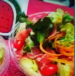 Bowl de Salada Queijo e Ovo