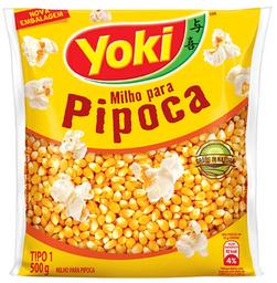 Milho para Pipoca - Yoki