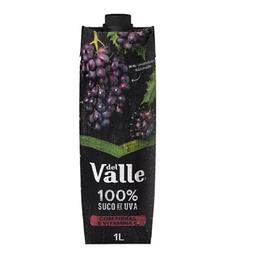 Del Valle 100% de Suco de Uva 1L
