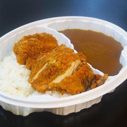 Curry C/ Chicken Katsu(チキンカツカレー)