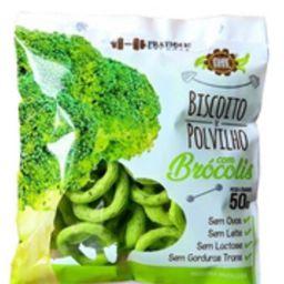 Polvilho Brócolis - 50 Gramas