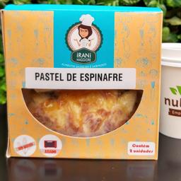 Pastel Congelado de Espinafre - 02 Unidades