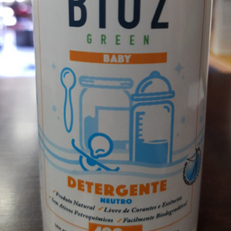 Detergente neutro baby 400ml - biozgreen