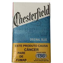 Chesterfield Azul