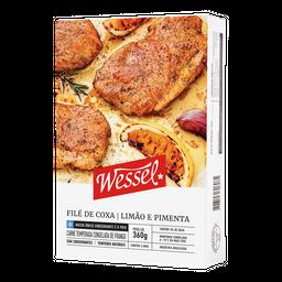 Filé de Coxa Limão e Pimenta Wessel 360g (3 unidades)