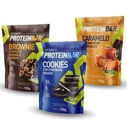 Mini Barrinhas de Proteínas Protein Bar